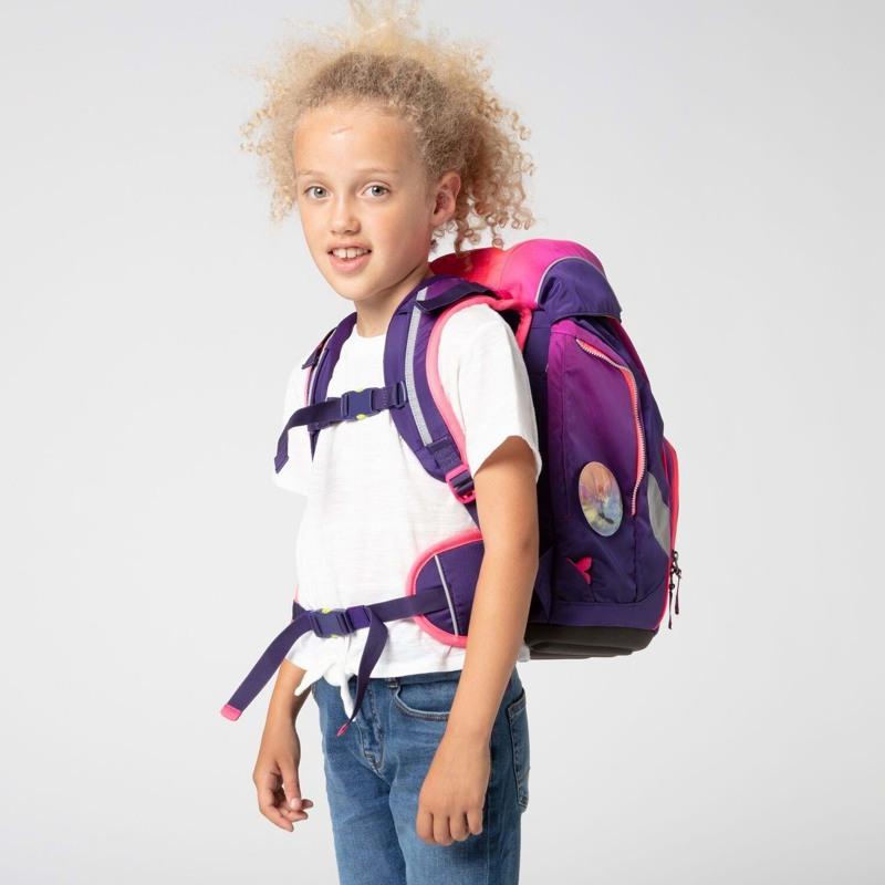 Ergobag Skoletaskesæt Pack Ltd Edition Lilla/pink 6