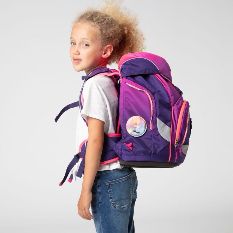 Ergobag Skoletaskesæt Pack Ltd Edition Lilla/pink 7