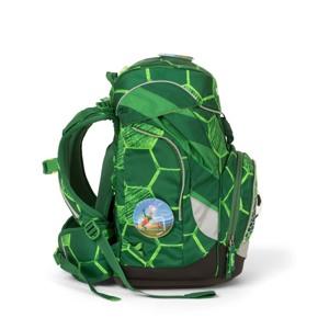 Ergobag Skoletaskesæt Pack Ltd Edition Grøn mønster 3