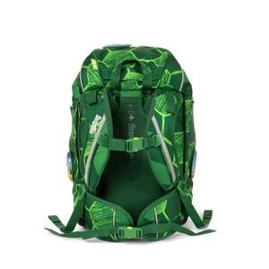 Ergobag Skoletaskesæt Pack Ltd Edition Grøn mønster 4