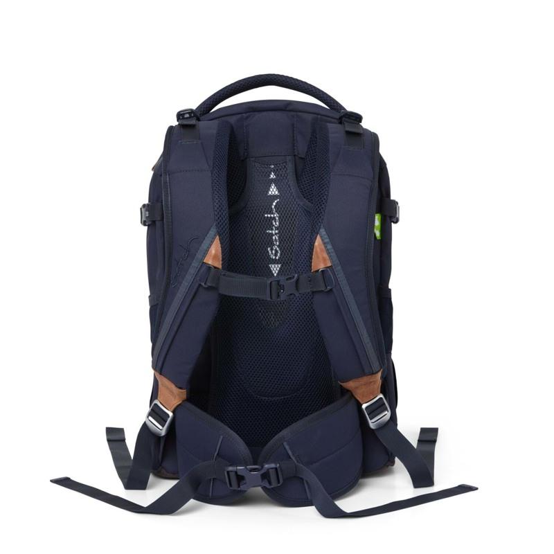 Satch Skoletaske Pack Skandi Edition Mørk blå 4