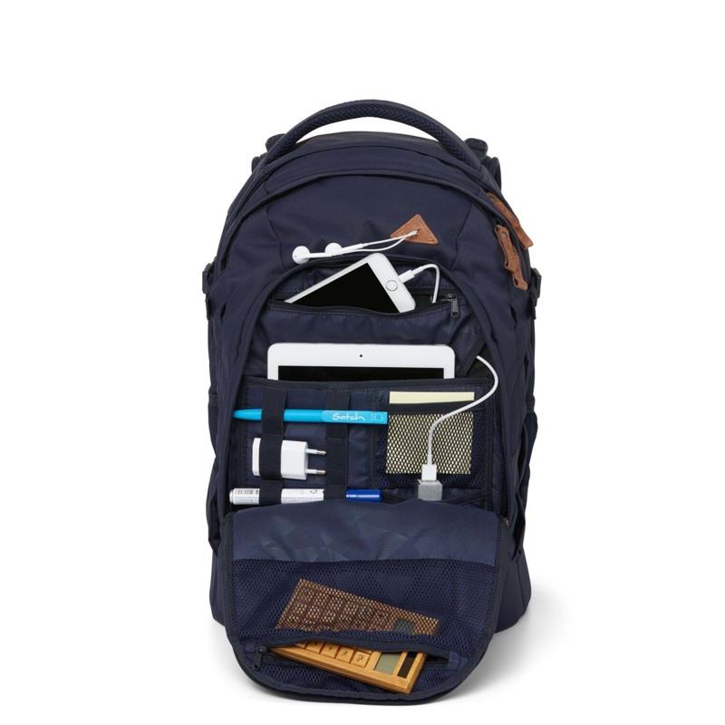 Satch Skoletaske Pack Skandi Edition Mørk blå 6