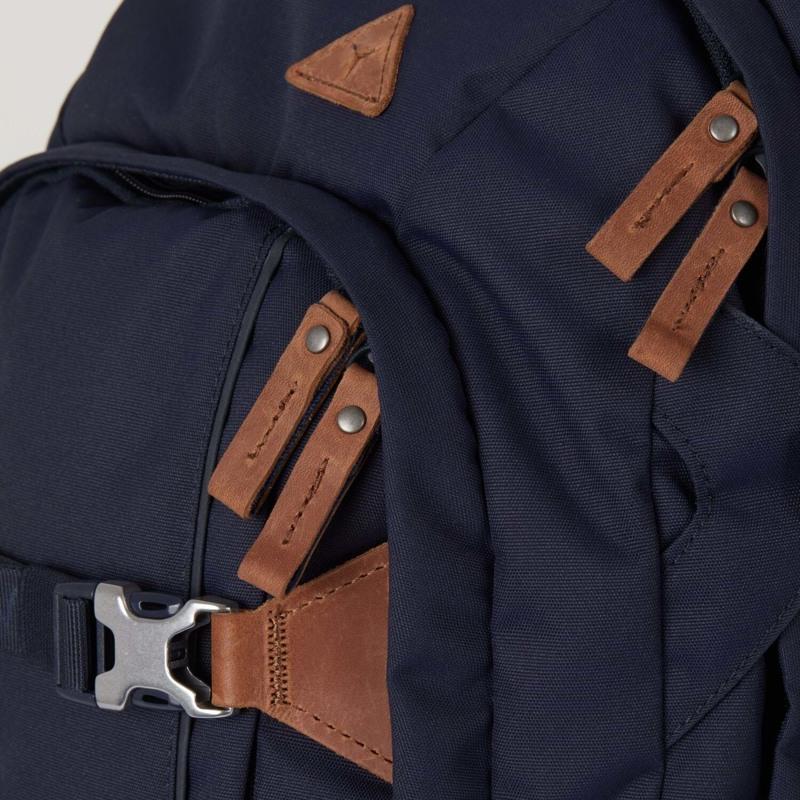 Satch Skoletaske Pack Skandi Edition Mørk blå 7