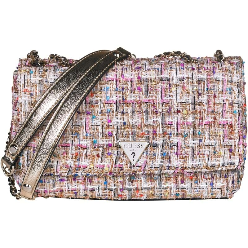 Guess Crossbody Cessily Guld 1