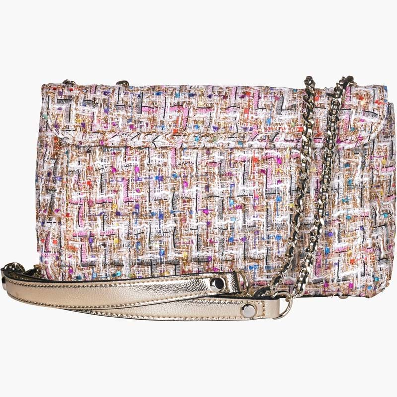 Guess Crossbody Cessily Guld 3