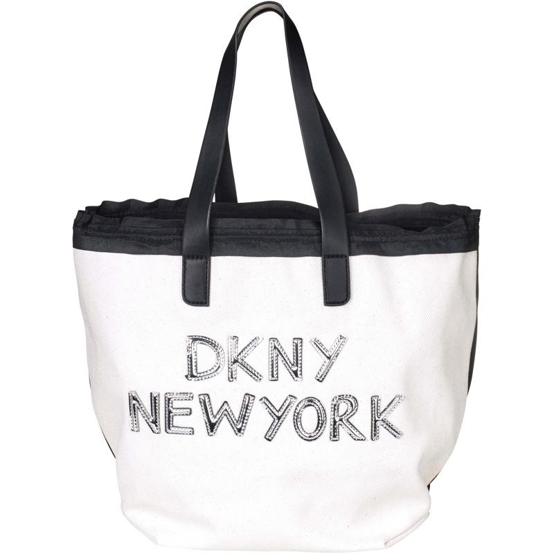 DKNY Shopper Cori Hvid 1