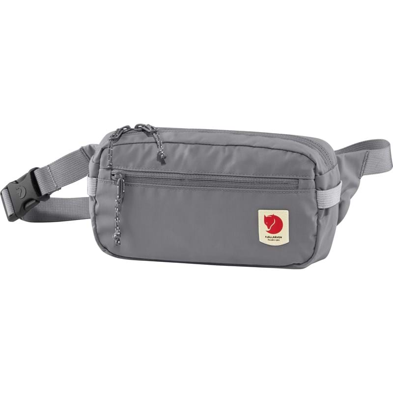 Fjällräven Bæltetaske High Coast Hip Pack Grå 1