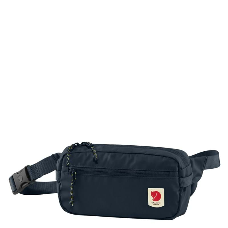 Fjällräven Bæltetaske High Coast Hip Pack Navy 1
