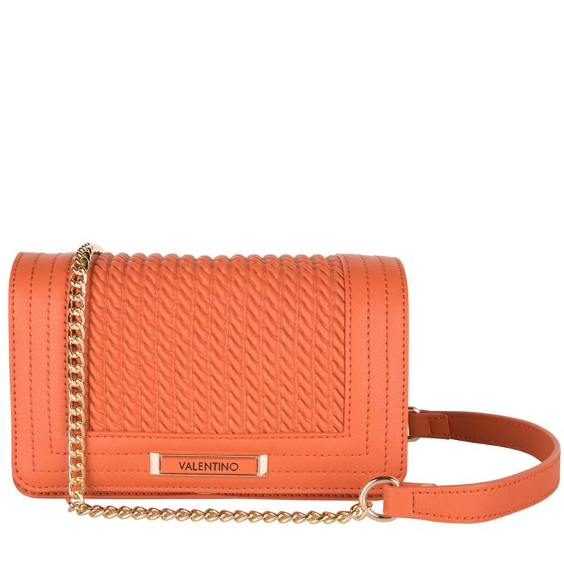 Valentino Bags Crossbody Jarvey Orange 4