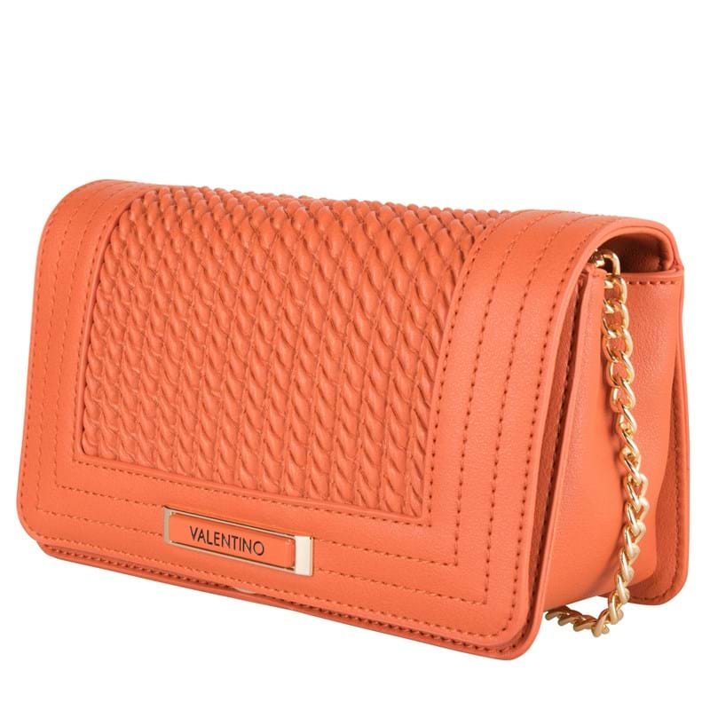 Valentino Bags Crossbody Jarvey Orange 5