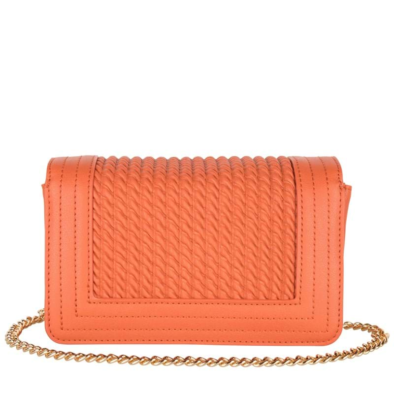 Valentino Bags Crossbody Jarvey Orange 6