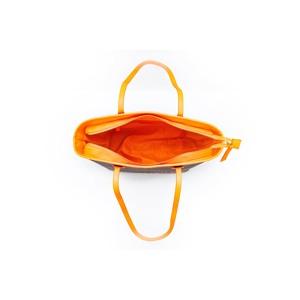 Valentino Handbags Shopper Liuto Fluo Orange 8