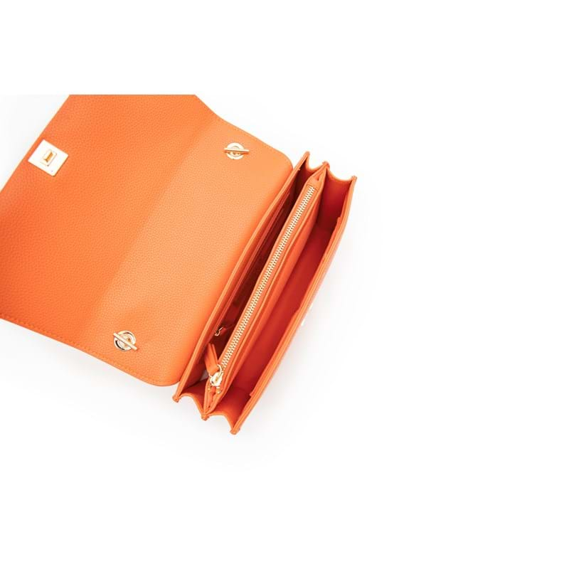 Valentino Bags Crossbody Sfinge Orange 12