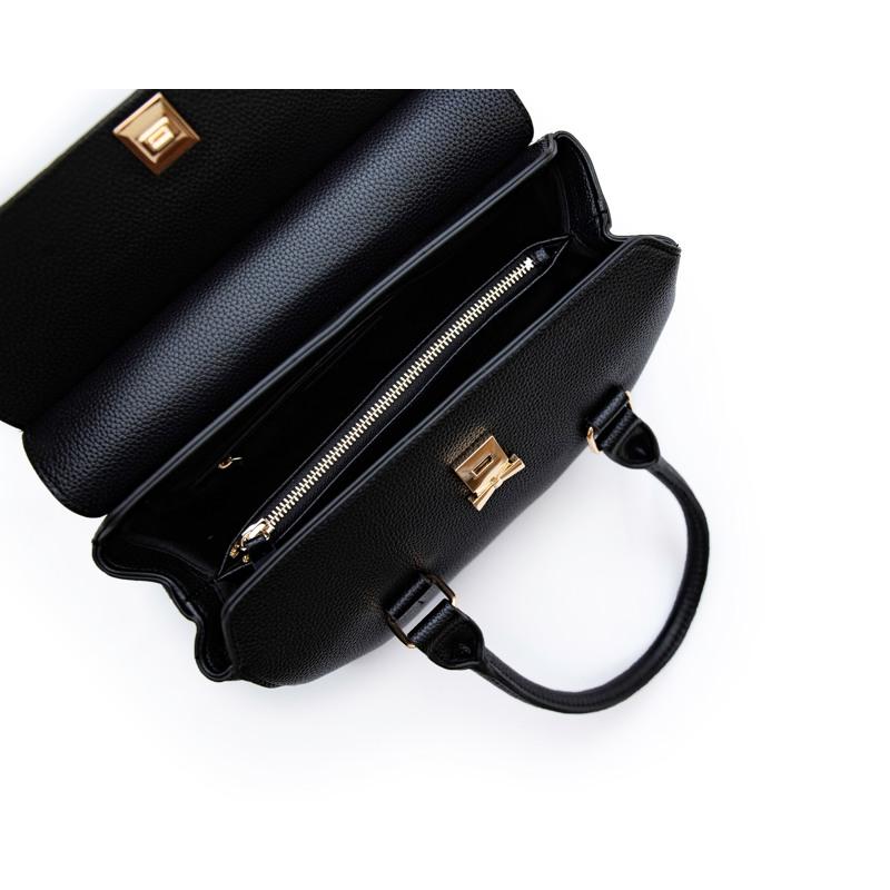 Valentino Bags Håndtaske Sfinge Sort 5