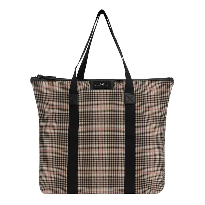 Day et Shopper Day G Tartan Beige Tern 1