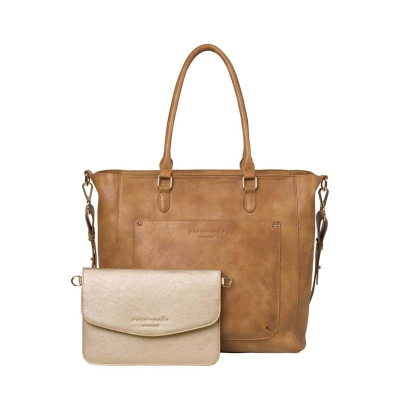 Rosemunde Shopper Brun/brun 1