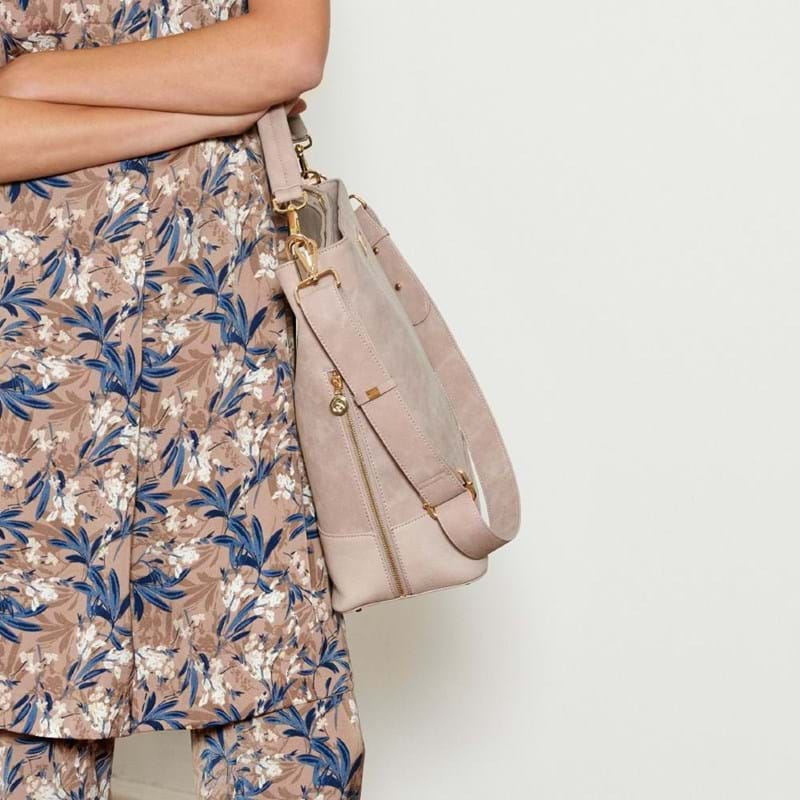 Rosemunde Shopper Sart Rosa 3