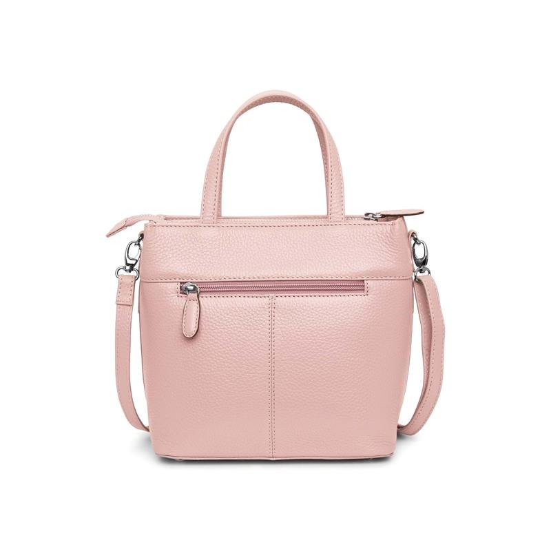 Pia Ries Håndtaske Rosa 2
