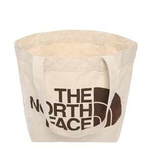 The North Face Shopper Cotton Tote Creme