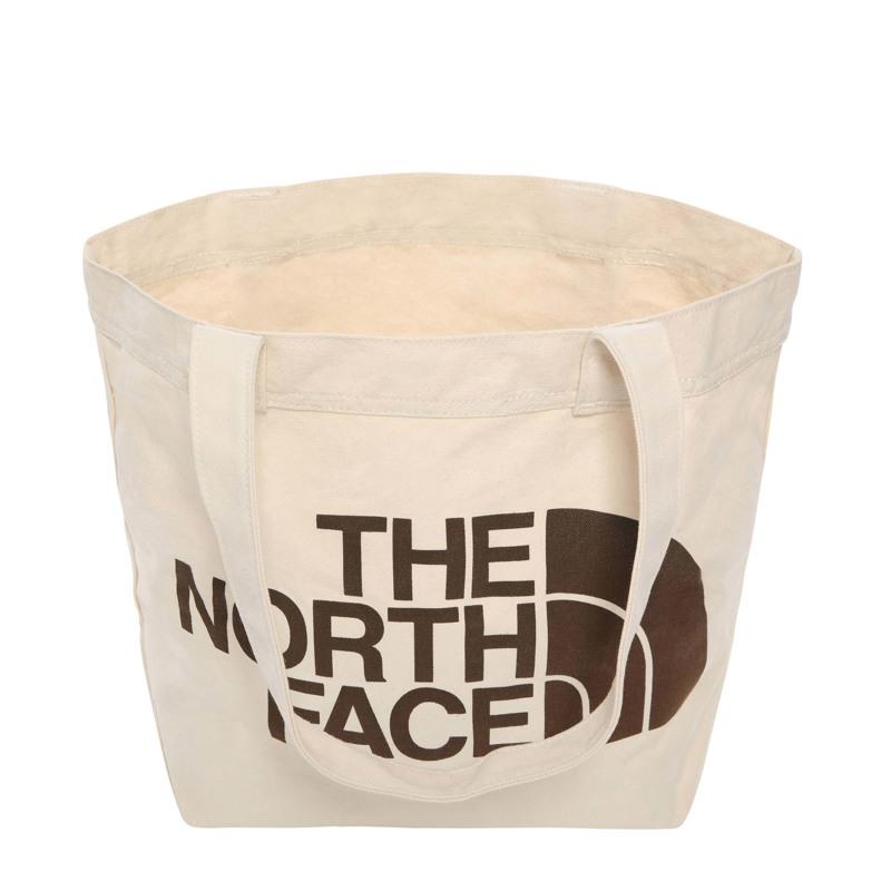 The North Face Shopper Cotton Tote Creme/Sort 1