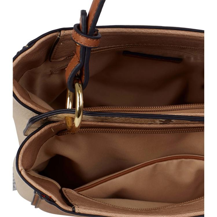Ulrika Håndtaske Brun 3