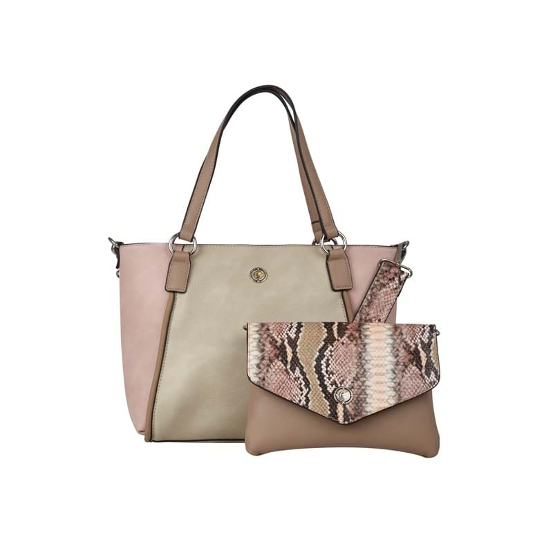 Ulrika Shopper Rosa 1