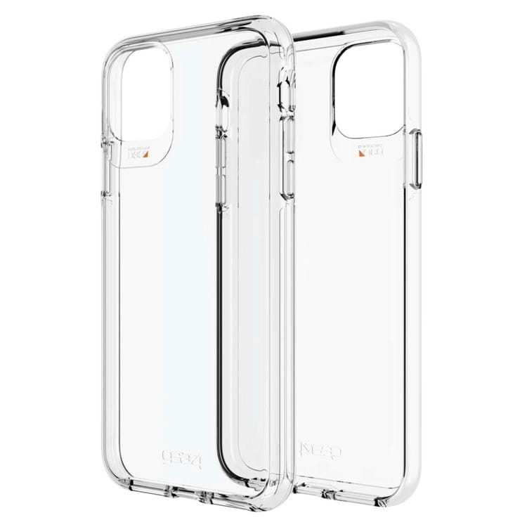 Gear4 Mobilcover Crystal Palace Transparent 4