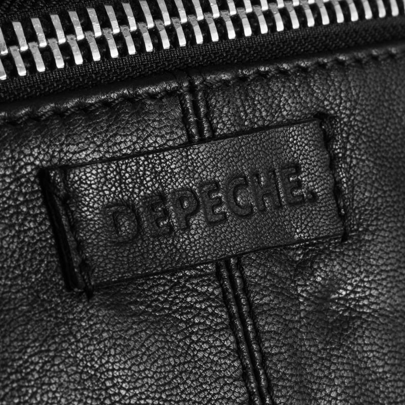 Depeche Skuldertaske Sort 5