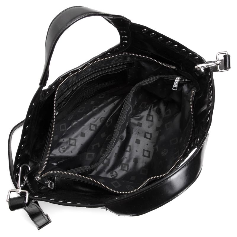 Adax Håndtaske Alma Siena Sort 2