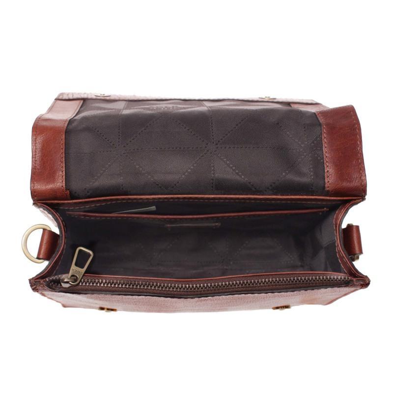 Saddler Håndtaske Holly Brun 3