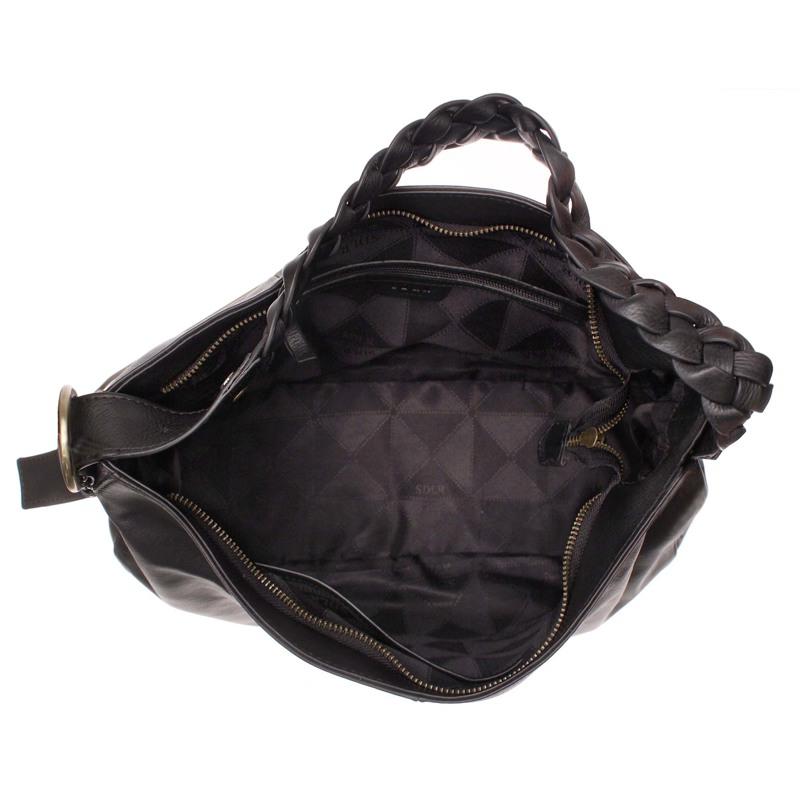 Saddler Håndtaske Lauren   Sort 3