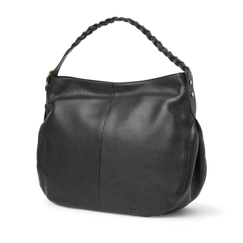 Saddler Håndtaske Lauren   Sort 2