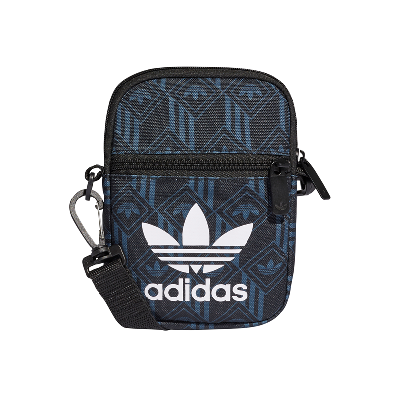 Adidas Originals Skuldertaske Festival Bag Mono Sort/blå 1