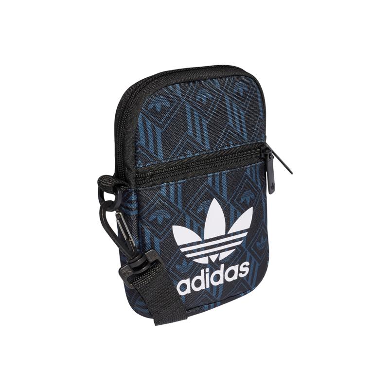 Adidas Originals Skuldertaske Festival Bag Mono Sort/blå 2
