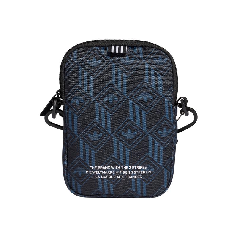 Adidas Originals Skuldertaske Festival Bag Mono Sort/blå 3