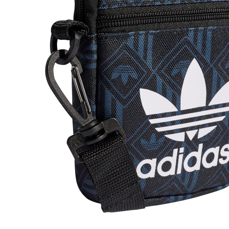Adidas Originals Skuldertaske Festival Bag Mono Sort/blå 4