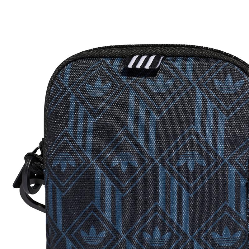 Adidas Originals Skuldertaske Festival Bag Mono Sort/blå 6