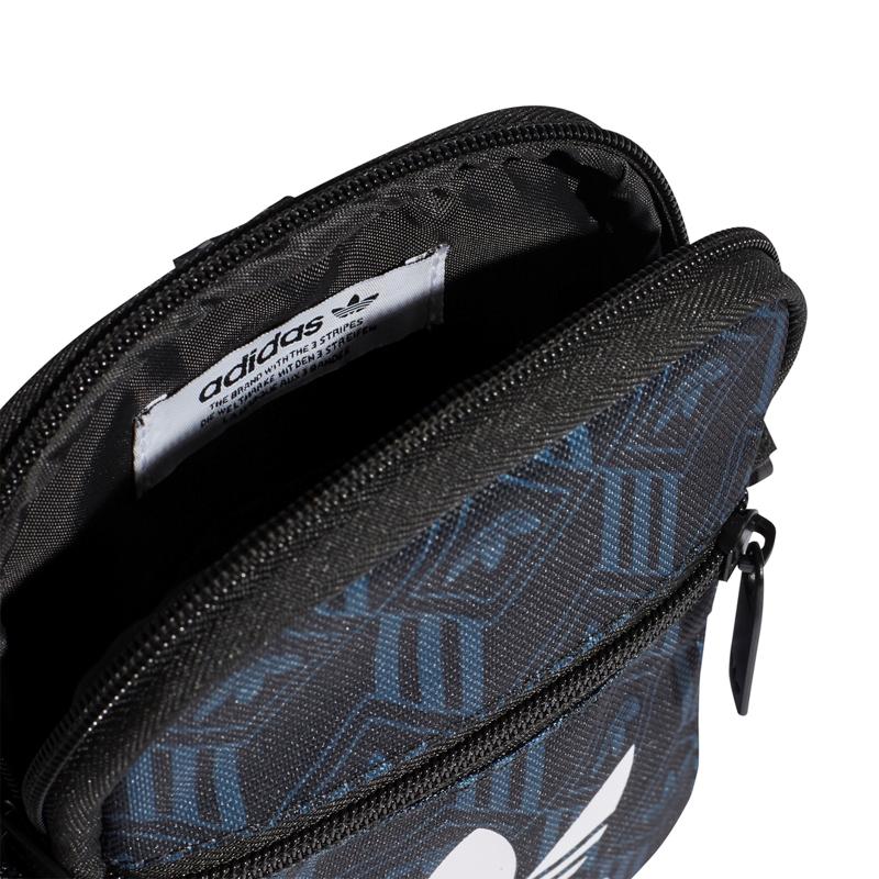 Adidas Originals Skuldertaske Festival Bag Mono Sort/blå 7