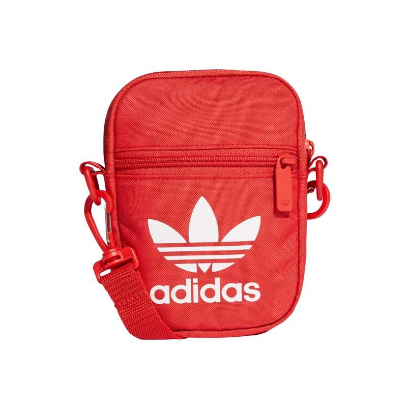 Adidas Originals Skuldertaske Fest Bag Trefoil Rød 1