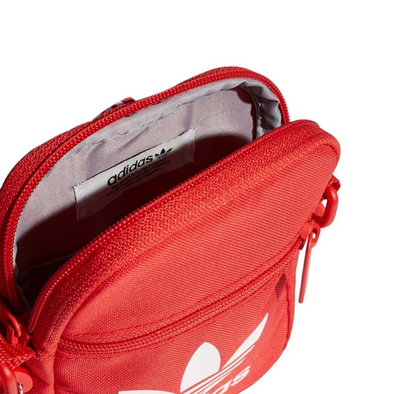 Adidas Originals Skuldertaske Fest Bag Trefoil Rød 7