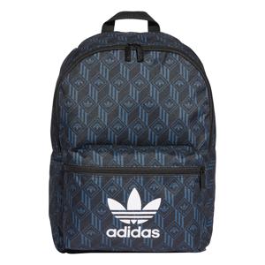 Adidas Originals Rygsæk Monogram Sort/blå