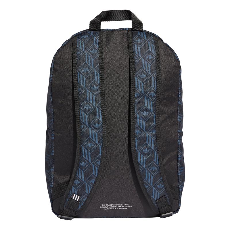 Adidas Originals Rygsæk Monogram Sort/blå 3