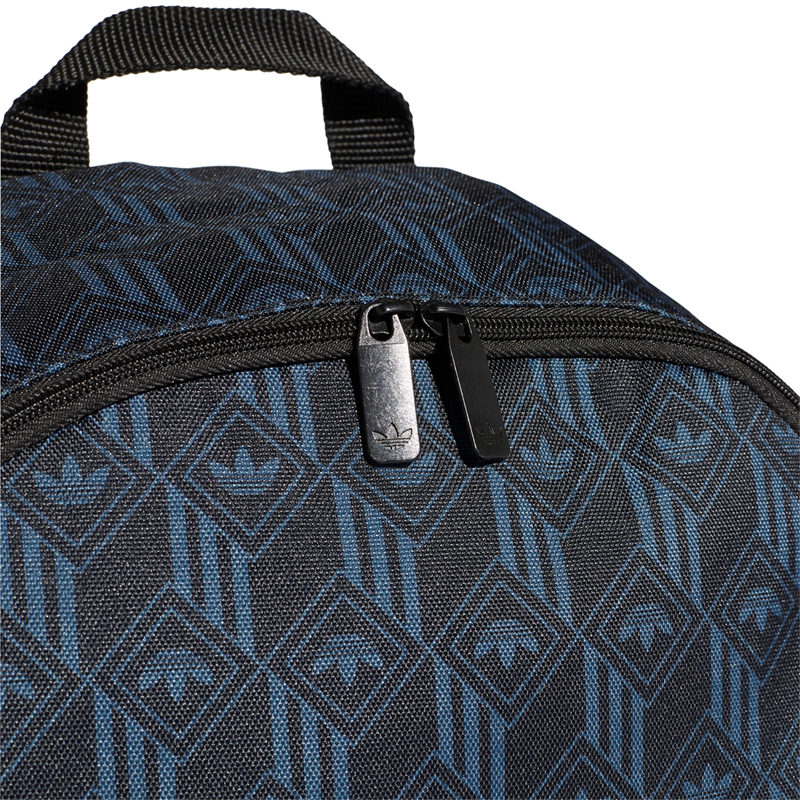 Adidas Originals Rygsæk Monogram Sort/blå 4