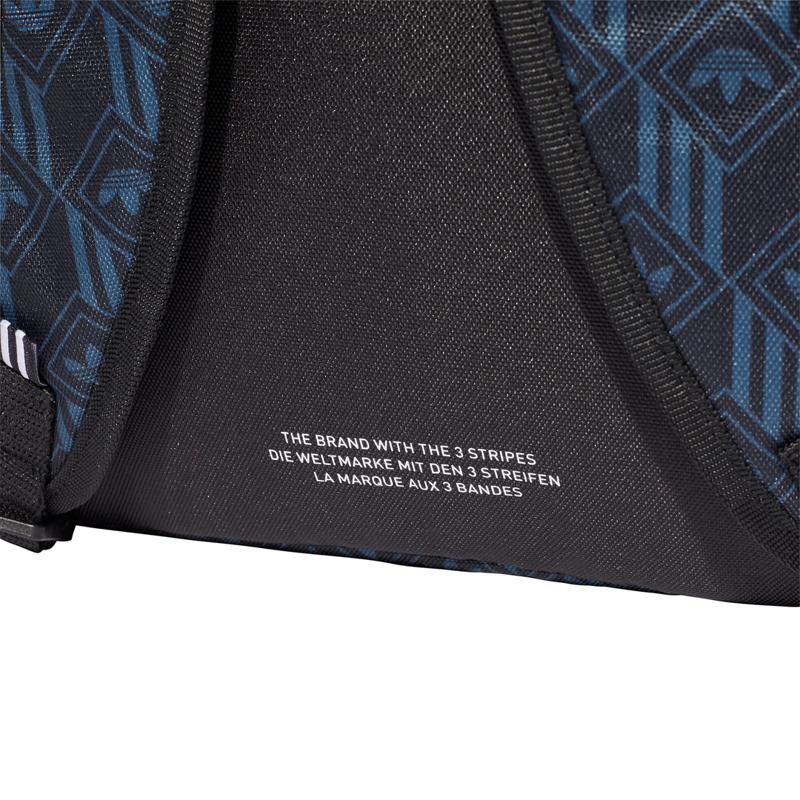Adidas Originals Rygsæk Monogram Sort/blå 5