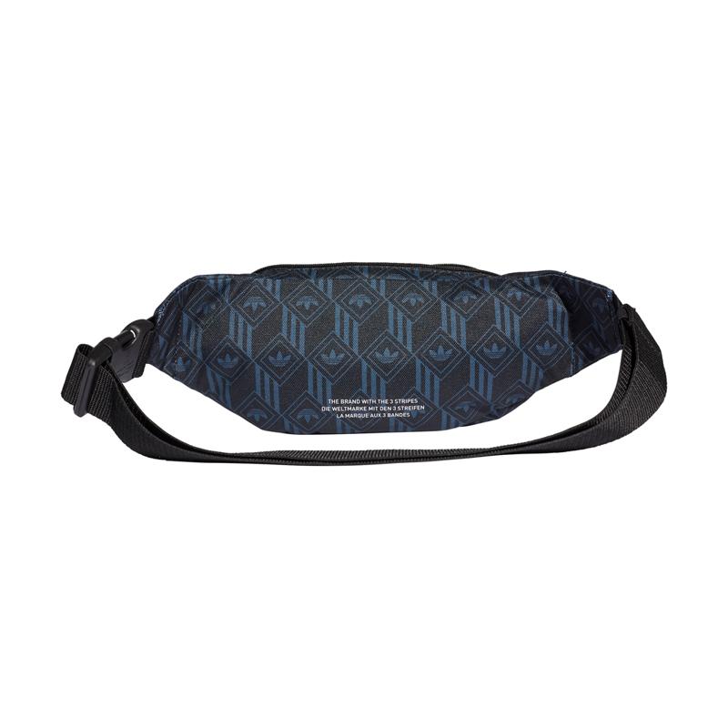 Adidas Originals Bæltetaske Waistbag Monogram Sort/blå 3