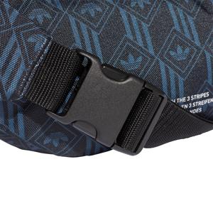 Adidas Originals Bæltetaske Waistbag Monogram Sort/blå 4