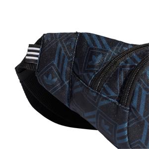 Adidas Originals Bæltetaske Waistbag Monogram Sort/blå 5