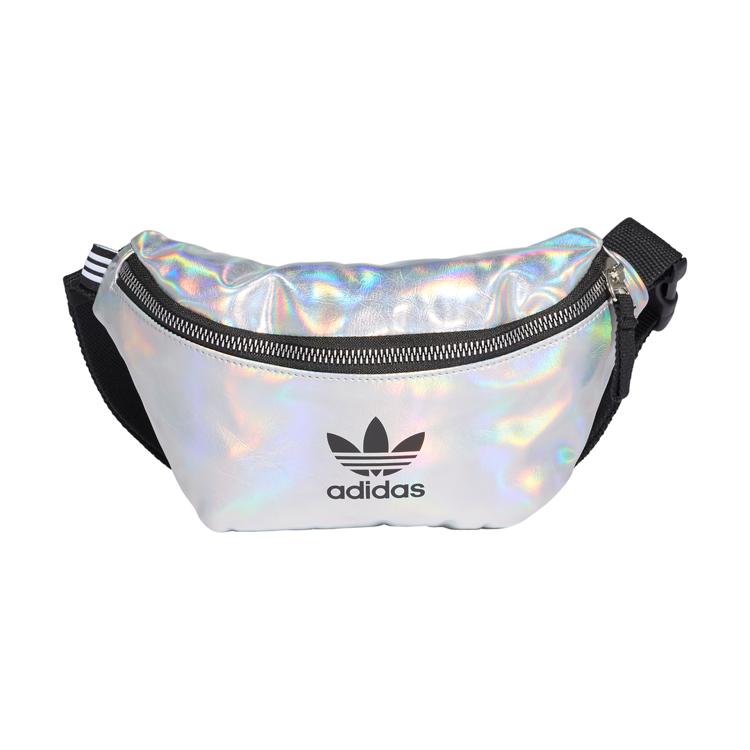 Adidas Originals Bæltetaske Waistbag Metallic Sølv 1