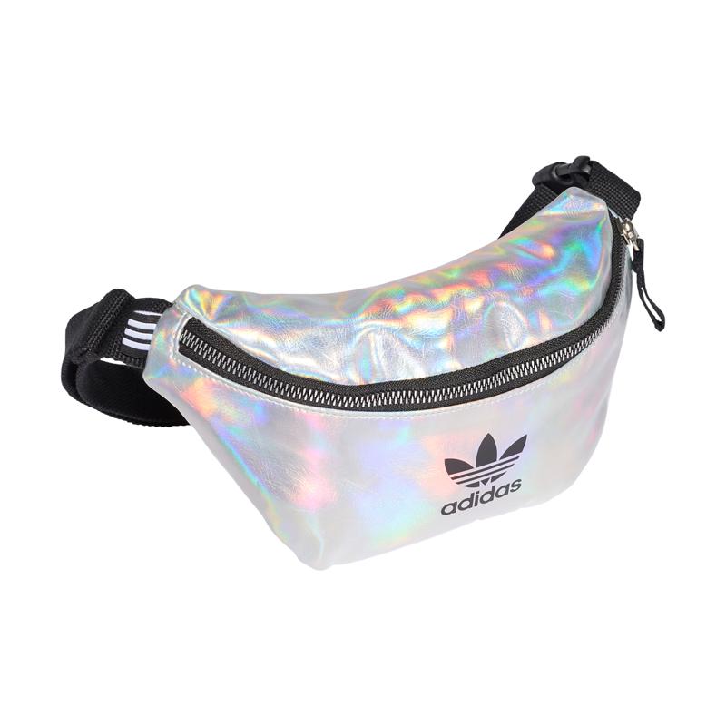Adidas Originals Bæltetaske Waistbag Metallic Sølv 2