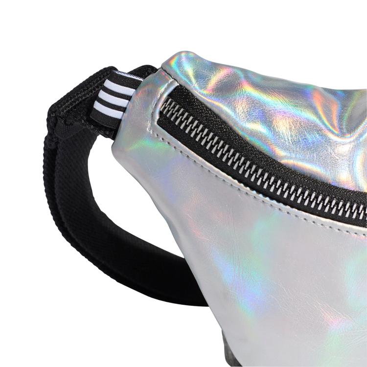 Adidas Originals Bæltetaske Waistbag Metallic Sølv 4
